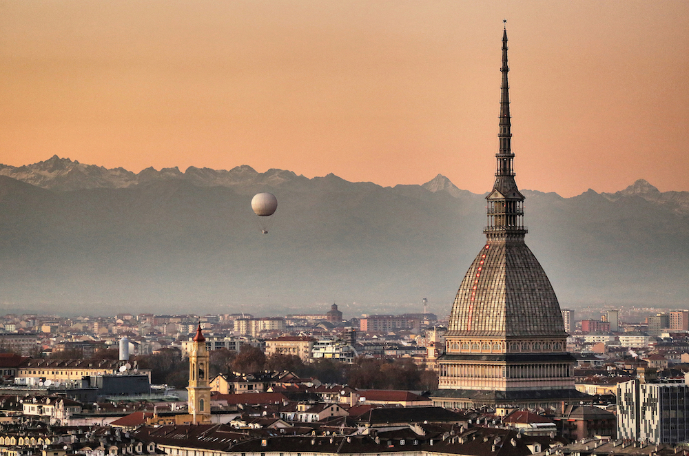 Terra Madre, taking place in the city of Turin, Italy and organised by Slow Food