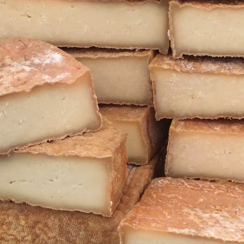 St James Cumbrian ewes milk cheese