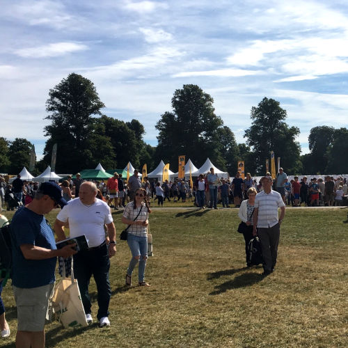 Large crowds at Countryfile Live 2016