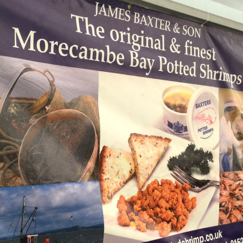 Baxters Morecambe Bay Potted Shrimps